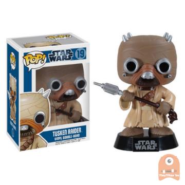 POP! Star Wars Tusken Raider #19 Vaulted