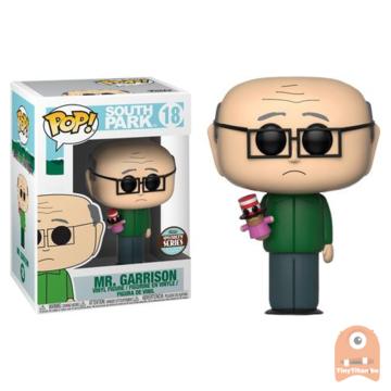 POP! Television Mr. Garrison #18 South Park