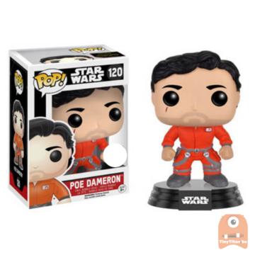 POP! Star Wars Poe Dameron (X-Wing Jumpsuit) #120
