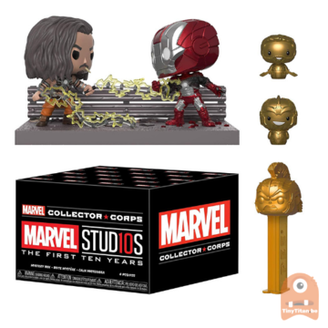 POP! Marvel Collector Corps Box The First Ten Years