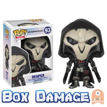 POP! Games Reaper #93 Overwatch - DMG