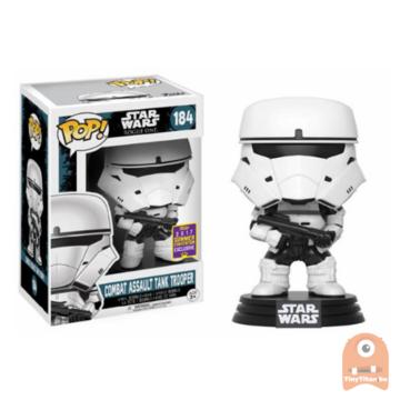 POP! Star Wars Combat Assault Tank Trooper #184