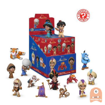Mystery Mini Blind Box Aladdin