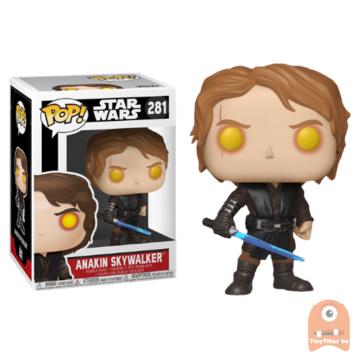 POP! Star Wars Anakin Skywalker - Dark Side #281