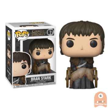 POP! Game of Thrones Bran Stark #67