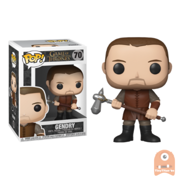 POP! Game of Thrones Gendry #70