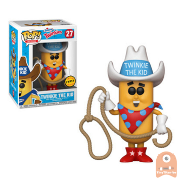 POP! Ad Icons Twinkie The kid Retro CHASE - Twinkies #27