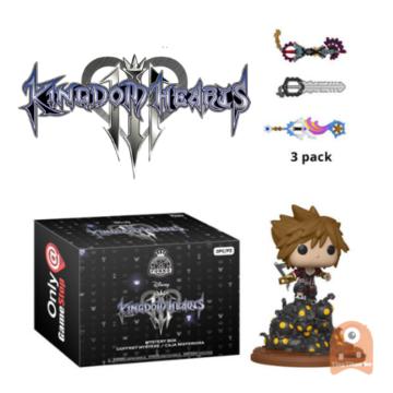 POP! Kingdom Hearts III GameStop Exclusive Box