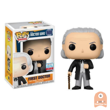 POP! Television First Doctor #508 Doctor Who