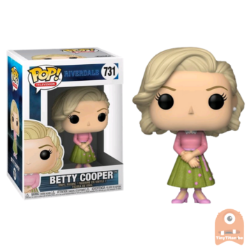 POP! Television Betty Cooper #731 Riverdale