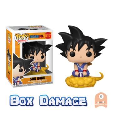 POP! Animation Son Goku #517 Dragonball - DMG