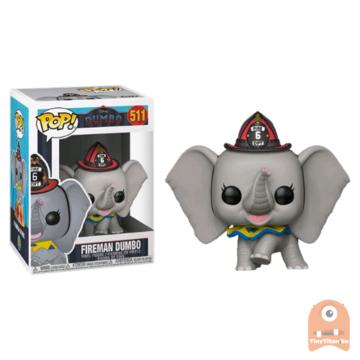 POP! Disney Fireman Dumbo #511 Dumbo