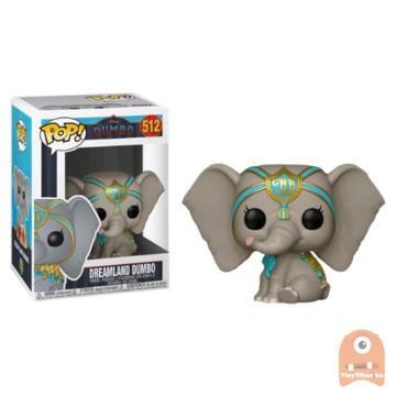 POP! Disney Dreamland Dumbo #512 Dumbo