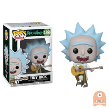 POP! Animation Tiny Rick #489 Rick and Morty