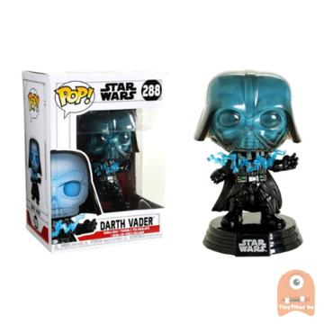 POP! Star Wars Darth Vader Glow #288 Return of the Last Jedi