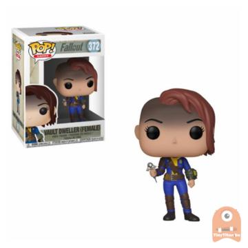 POP! Games Vault Dweller Female #372 Fallout