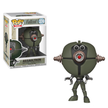 POP! Games Assaultron #374 Fallout