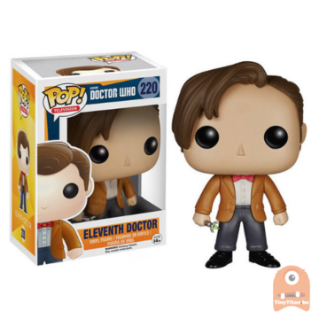 POP! Television Eleventh Doctor #220 Doctor Who - Vaulted