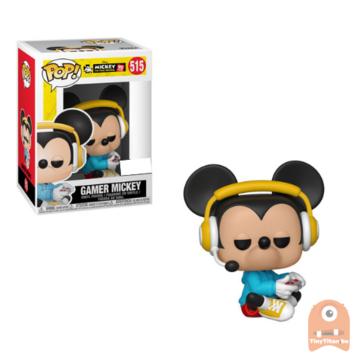 POP! Disney Gamer Mickey Sitting #515