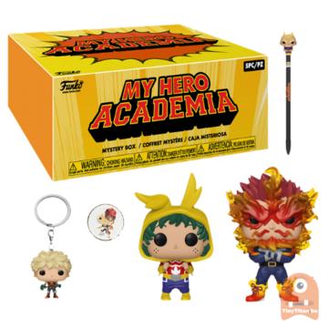 POP! My Hero Academia - Exclusive Collector Box