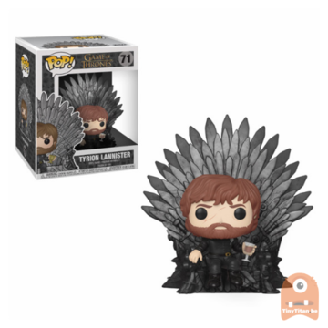 POP! Game of Thrones Tyrion Sitting on Throne #71