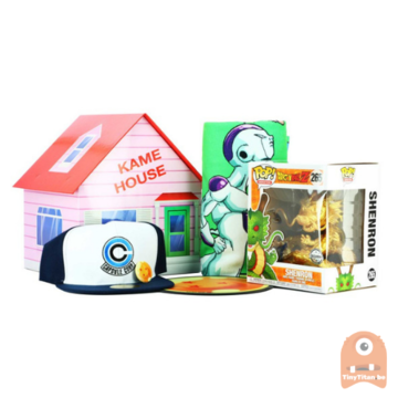 POP! Dragonball Kame House - Limited Edition Exclusive Collector Box