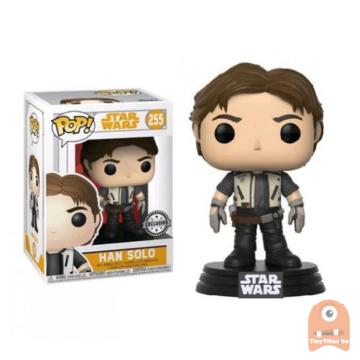 POP! Star Wars Han Solo Flight Outfit #255 Solo