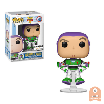 POP! Disney Buzz Lightyear Floating #536 Toy Story 4 - Excl