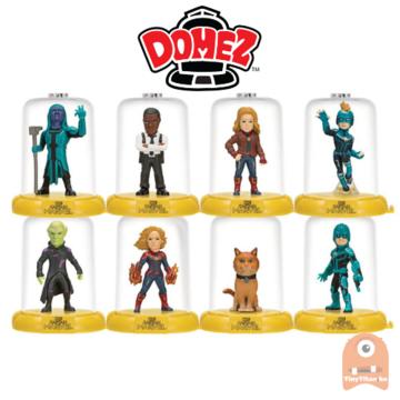 Domez Captain Marvel (Blind Bags)