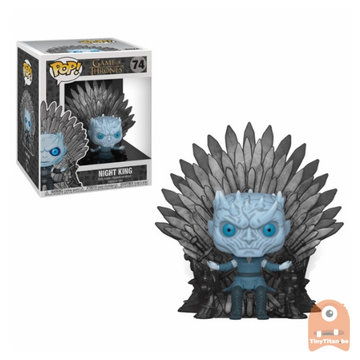 POP! Game of Thrones Night King Sitting on Throne #74