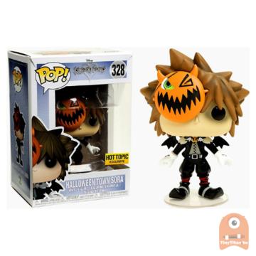 POP! Disney Halloween Town Sora #328 Kingdom Hearts - Excl.