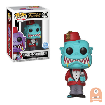POP! Miscellaneous Sike-O-Shriner #05 Excl.