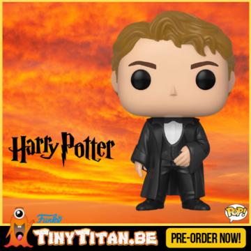 Funko POP! Cedric Diggory Yule - Harry Potter PRE-ORDER