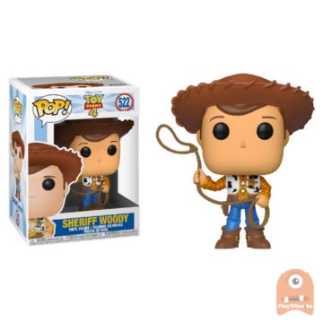POP! Disney Sheriff Woody #522 Toy Story 4