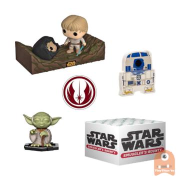 POP! Star Wars Smugglers Bounty - Dagobah