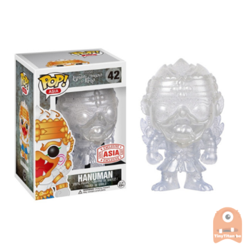 POP! Asia Hanuman Transparent #42 Legendary Creatures & Myths