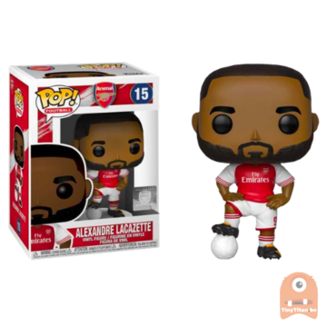 POP! Sports Alexandre Lacazette #15 Arsenal