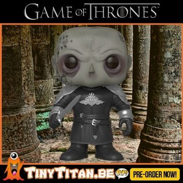 Funko POP! The Mountain 6 INCH - Game of Thrones PRE-ORDER