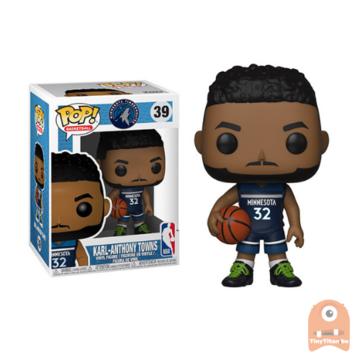 POP! Sports Karl-Anthony Towns Away Jersey #39 NBA