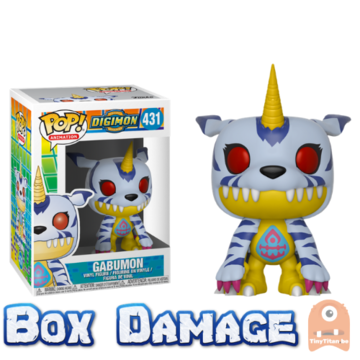 POP! Animation Gabumon #431 Digimon - DMG