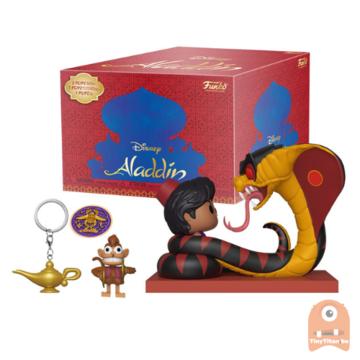 POP! Disney Treasures - Aladdin 2019 Exclusive Collector Box