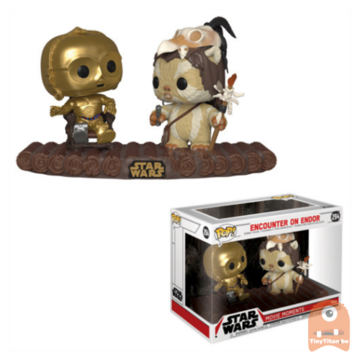 POP! Star Wars Encounter on Endor #294 Movie Moments
