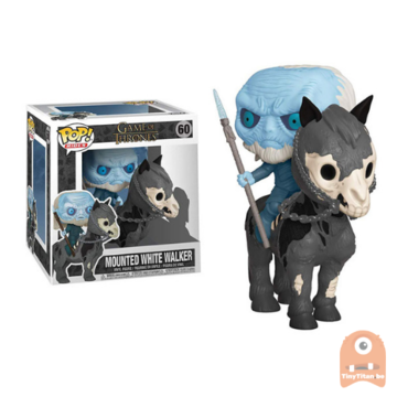 POP! Game of Thrones Mounted White Walker #60