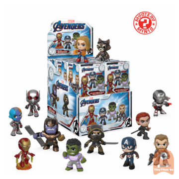 Mystery Mini Blind Box Avengers Endgame