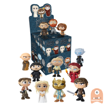 Mystery Mini Blind Box Game of Thrones Series 3