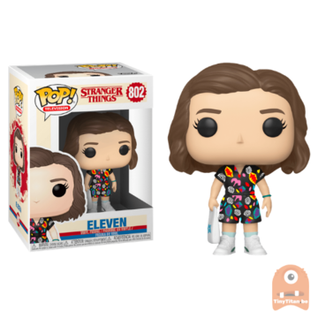POP! Television Eleven mall outfit #802 Stranger Things