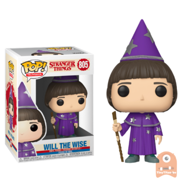 POP! Television Will the Wise #805 Stranger Things