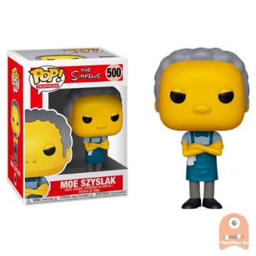 POP! Television Moe Szyslak #500 The Simpsons