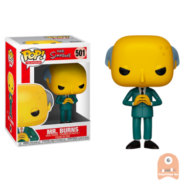 POP! Television MR. Burns #501 The Simpsons