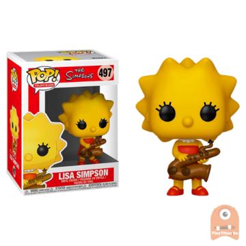 POP! Television Lisa Simpson #497 The Simpsons